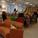 Børnebibliotekets værksted